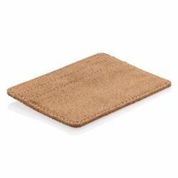 Portofel slim cu protectie RFID, Everestus, 9IA19163, Pluta, Maro, 76x2x102 mm