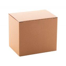 Custom box, 115×100×95 mm, 20FEB2241, Carton, Alb