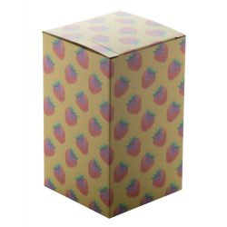 Custom box, 100×100×165 mm, 20FEB2244, Alb