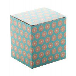 Custom box, 120×100×115 mm, 20FEB2243, Alb