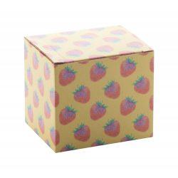 Custom box, 115×95×100 mm, 20FEB2258, Alb