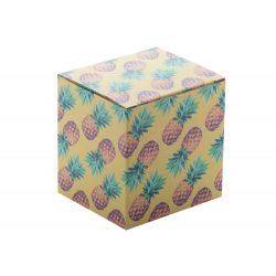 Custom box, 86×100×100 mm, 20FEB2254, Alb