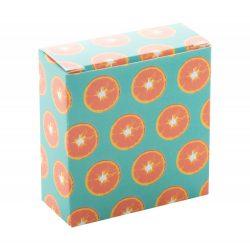 Custom box, 66×68×28 mm, 20FEB2273, Alb
