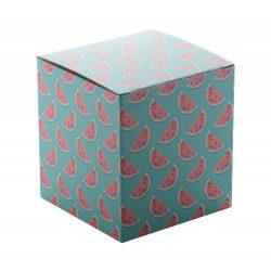 Custom box, 120×120×130 mm, 20FEB2315, Alb