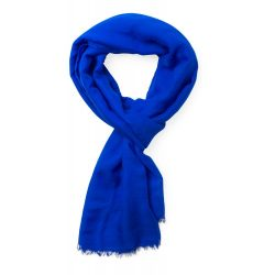 Esarfa, feminin, marime universala adulti, 1800×700 mm, Everestus, 20FEB11289, Poliester, Albastru
