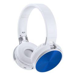 Bluetooth headphones, 175×205×90 mm, Everestus, 20FEB6364, Plastic, Albastru, Alb