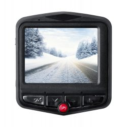 Car dashcam, 142×142×70 mm, Everestus, 20FEB13455, Negru