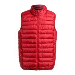 Bodywarmer vest, unisex, XXL, S-XXL, 20FEB14063, Poliester, Rosu