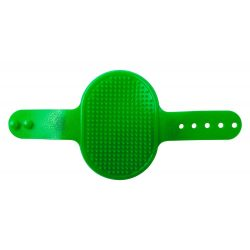 Pet brush, 87×128 mm, Everestus, 20FEB7963, PVC, Verde