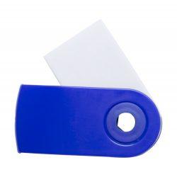 Radiera, 25×54×13 mm, Everestus, 20FEB4385, ABS, Albastru