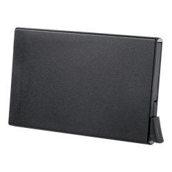 Portcard, 62×100×11 mm, Everestus, 20FEB4541, ABS, Negru