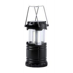 Lampa camping, ø70×95 mm, Everestus, 20FEB6436, Plastic, Metal, Negru