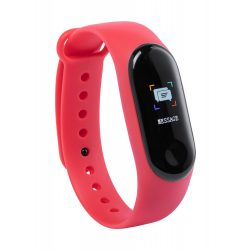 Smart watch, 270×21×14 mm, 20FEB8563, Plastic, Rosu