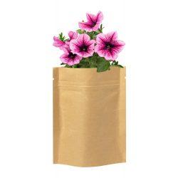 Flower planting kit, 110×130 mm, Everestus, 20FEB8804, Hartie, Bej