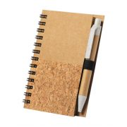 Agenda, 85×110×14 mm, Everestus, 20FEB10315, Pluta, Carton, Natur