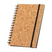 Agenda A5 cu spirala, 100 pagini dictando, Everestus, 20IUN0937, Natur, Pluta, Hartie