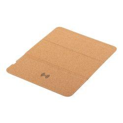 Mousepad cu incarcare wireless, Everestus, 20IUN1329, Natur, Pluta