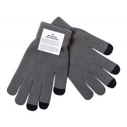Manusi anti-bacteriene touchscreen, Everestus, 20SEP0635, Acril, Gri, Negru