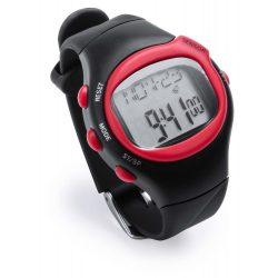 Watch pulsometer, 250×46×15 mm, 20FEB8556, Plastic, Rosu