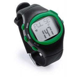 Watch pulsometer, 250×46×15 mm, 20FEB8555, Plastic, Verde