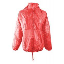 Pelerina de ploaie, unisex, M-L, M-L, XL-XXL, Everestus, 20FEB5192, PVC, Rosu