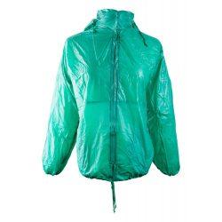 Pelerina de ploaie, unisex, M-L, M-L, XL-XXL, Everestus, 20FEB5190, PVC, Verde