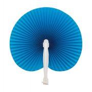 Evantai, 245×260 mm, Everestus, 20FEB4235, Hartie, Plastic, Albastru, Alb