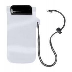 Husa impermeabila pentru telefon, 95×230 mm, Everestus, 20FEB10846, Plastic, Negru