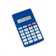 Calculator, 67×115×8 mm, Everestus, 20FEB5018, Plastic, Albastru