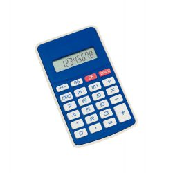 Calculator, 67×115×8 mm, Everestus, 20FEB5018, Plastic, Albastru
