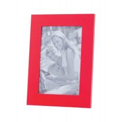 Rama foto, 140×190×9 mm, Everestus, 20FEB3654, Lemn, Rosu