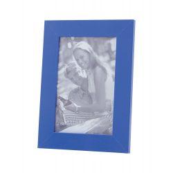 Rama foto, 140×190×9 mm, Everestus, 20FEB3653, Lemn, Albastru