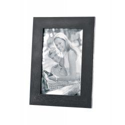Rama foto, 140×190×9 mm, Everestus, 20FEB3652, Lemn, Negru