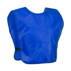 Vesta de antrenament pentru copii, 380×450 mm, Everestus, 20FEB7765, 190T Poliester, Albastru