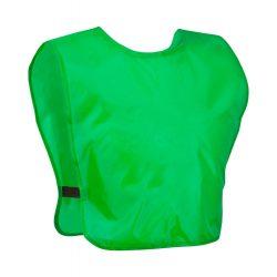 Vesta de antrenament pentru copii, 380×450 mm, Everestus, 20FEB7766, 190T Poliester, Verde