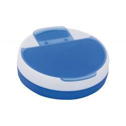 Cutie de medicamente, ø70 mm, Everestus, 20FEB9370, Plastic, Albastru
