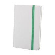 Agenda, 90×140×13 mm, Everestus, 20FEB10370, Carton, Verde, Alb