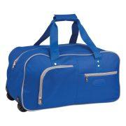 Geanta sport troler, 510×260×260 mm, Everestus, 20FEB6614, 600D Poliester, Albastru