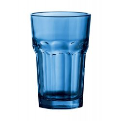 Drinking glass, 300 ml, Everestus, 20FEB1995, Sticla, Albastru
