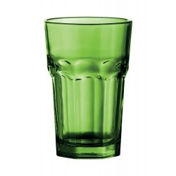Drinking glass, 300 ml, Everestus, 20FEB1996, Sticla, Verde