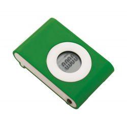 Pedometru, 44×60×28 mm, Everestus, 20FEB16060, Plastic, Verde