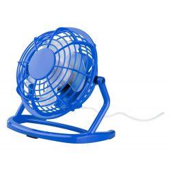 Mini desk fan, 95×150×147 mm, Everestus, 20FEB16561, Plastic, Albastru