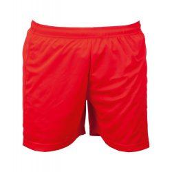 Shorts, unisex, XL, 8-10, 12-14, S-XL, 20FEB16747, Poliester, Rosu