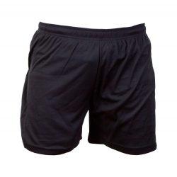 Shorts, unisex, L, 8-10, 12-14, S-XL, 20FEB16739, Poliester, Negru