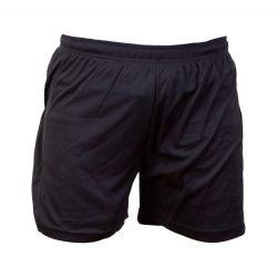 Shorts, unisex, XL, 8-10, 12-14, S-XL, 20FEB16742, Poliester, Negru