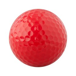 Golf ball, ø42 mm, Everestus, 20FEB7523, Plastic, Rosu