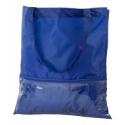 Sacosa, 380×400 mm, Everestus, 20FEB12601, Poliester, Albastru