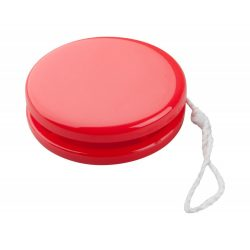 Yo-yo, ø50×15 mm, Everestus, 20FEB9697, Plastic, Rosu
