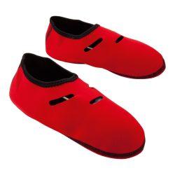 Papuci pentru inot, 42-44, Everestus, 20FEB10808, Poliester, Rosu