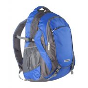 Rucsac sport, 280×550×350 mm, Orizons by AleXer, 20FEB14598, 420D Poliester, Albastru, Gri